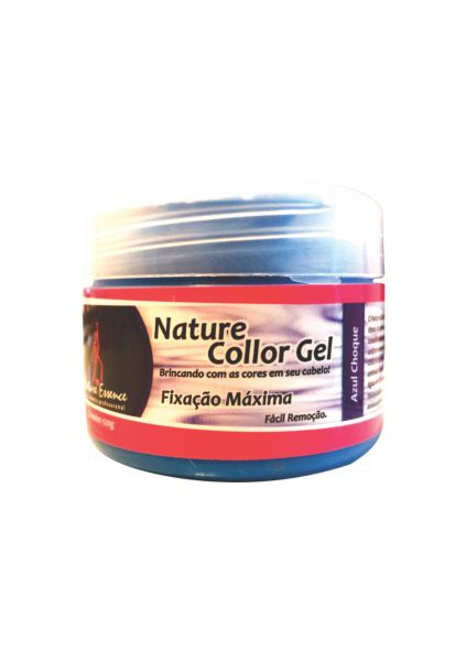 Nature Collor Gel Azul 120g
