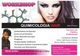 WORKSHOP QUIMICOLOGIA HAIR BAHIA