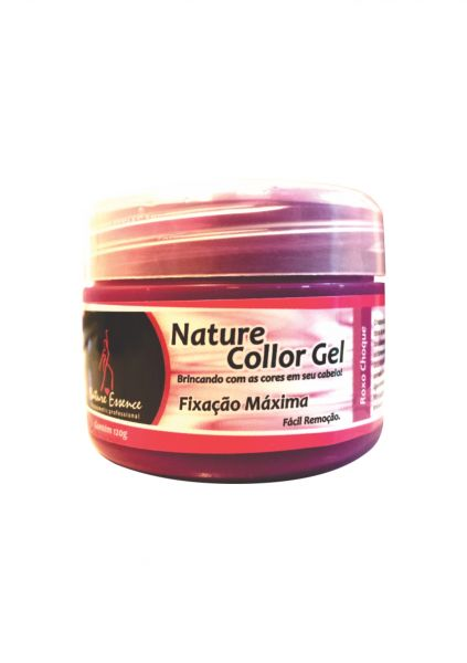 Nature Collor Gel Roxo 120g