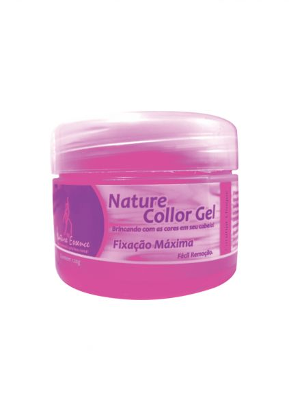 Nature Collor Gel Rosa 120g